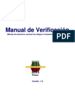 Manual de Verificación V1