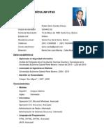 Curriculum Dario Candia