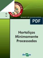 Agroindustria Familiar - Hortalicas Minimamente Processadas - EMBRAPA
