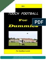 Manuel Touch Football-Fra