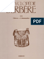 Encyclopédie Berbère Volume 13