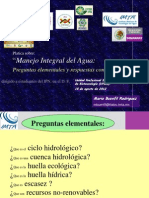 Manejo Integral Del Agua_Mario Buenfil