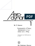 Krasnov - Aerodynamics 1