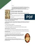 La Historia de Virgen de Fatima
