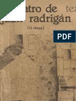 Hechos Consumados Juan Radrigan