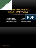 Hipertensión arterial completo