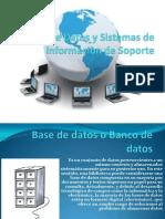 Base de Datos y Sistemas de Informaciòn de