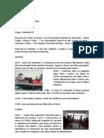 DIÁRIO 01 - Clara Oliveira