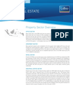 Colliers Market Report 1Q 2012