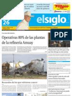 Edicion Maracay 26-09-2012