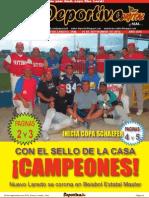 Deportiva Digital 25 Septiembre 2012