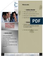 DAILY EQUITY REPORT BY EPIC RESEARCH-26 SEPTEMBER 2012