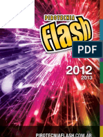 Pirotecnia Flash 2012