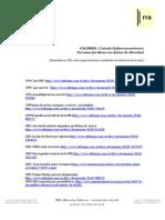 Documento de Trabajo Tipologias de Disfuncionamientos