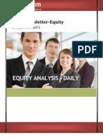 Market analysis on 26 sep