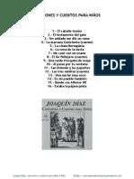 1996 Canciones y cuentos para niños