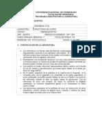 Estructuras de Acero 2007-2008