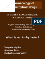 26042012Pharmacology of Antiarrhytmic Drugs