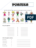 English Worksheets- Class 1 (Nouns, Plurals, Verbs