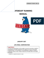 JFEBEAR Running Manual(Rev.2)