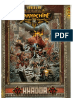 Forces of Warmachine - Khador