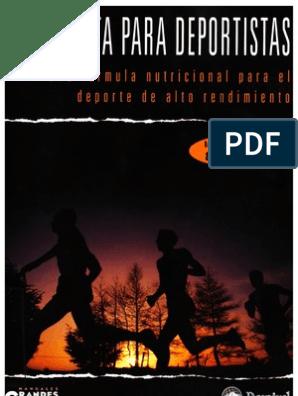 paleodieta para deportistas pdf descargar