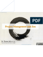 Project Management and Zen