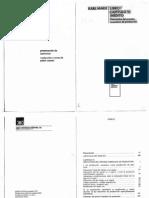 MARX, KARL - El Capital, Libro I, Cap. VI (Inédito), Resultados del Proceso Inmediato de Producción