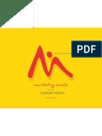 Marketing Mindz Company Profile