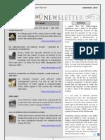 India Transport Portal Newsletter - September, 2012