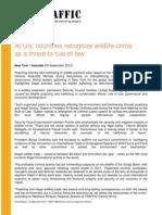 Wwf-traffic Carpo Press Release (English)