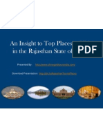 Best Places to Visit in Rajasthan State of India