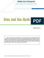 Iran Arab Spring