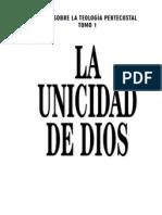 Unicidad_de_Dios David k. Bernard