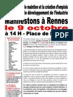 Tract 9 Octobre 2012