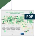 Massachusetts Green Communities, July 2012
