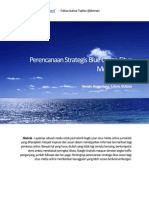 Perencanaan Strategi Blue Ocean Situs Media Online