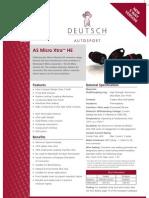 5 Way ASX DataSheet HR
