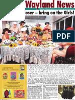 The Wayland News October 2012