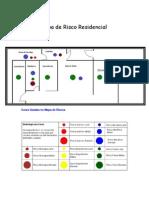 Mapa de Risco Residencial