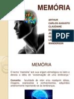 NEUROPSICOLOGIA_MEMÓRIA