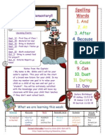 pirate newsletter template11
