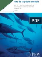ICCAT A la recherche de la pêche durable