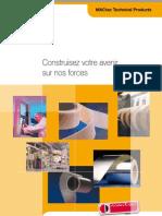MACtac Soignies - MACtac Technical Products - Produits adhésifs