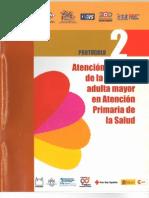 Protocolo 2 - Atención General de la Persona Adulta mayor en Atención Primaria de la Salud