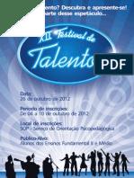 5864-12__CARTAZ_TALENTOS 2012