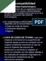 Biocompatibilidad