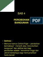 Bab 4 Perobohan
