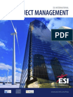 ESI Project Management Catalog