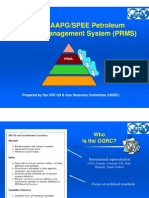 PRMS Development Process Slides